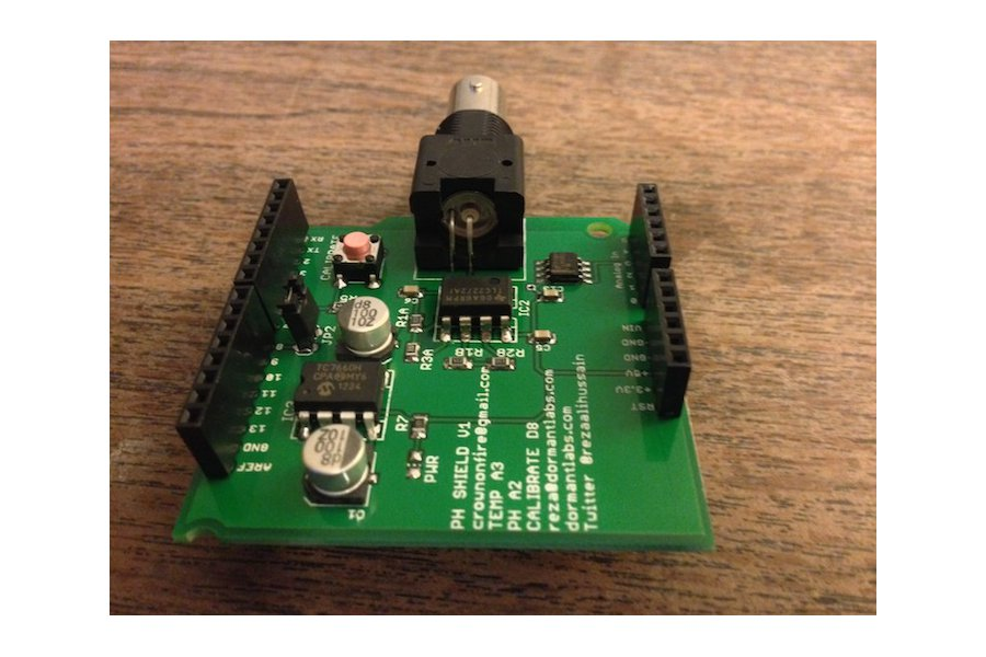 Arduino PH Shield by Dormant Labs