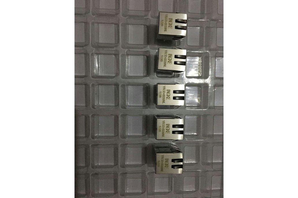 YKGD-8339NL Ingke Magnetic Modular Jacks  1