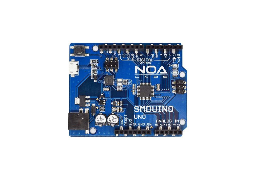 SMD SMDuino UNO Board Arduino compatible 2