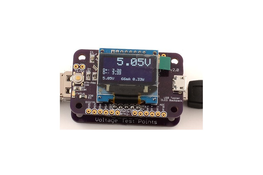 USB Tester 2.0 Bundle 4