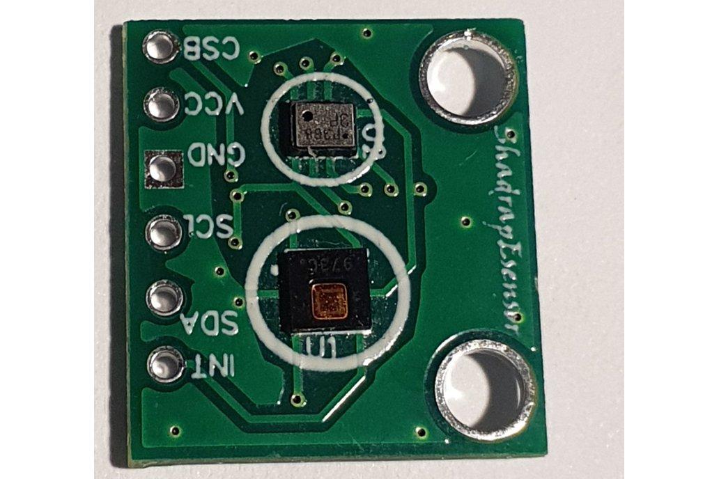 I2c Air sensor Pressure/Humidity/Temperat. 1