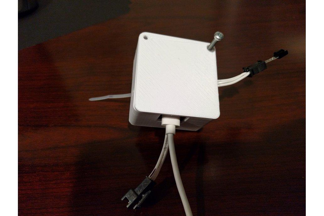 Wemos D1 Mini ESP8266 LED & Level Shifter Shield 9