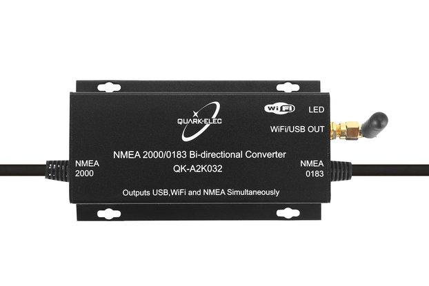 QK-A032-S NMEA 2000/0183 Bi-directional Converter