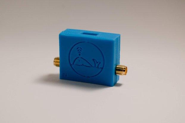 Low Noise Amplifier 6000 MHz Kit. Gain > 20 dB