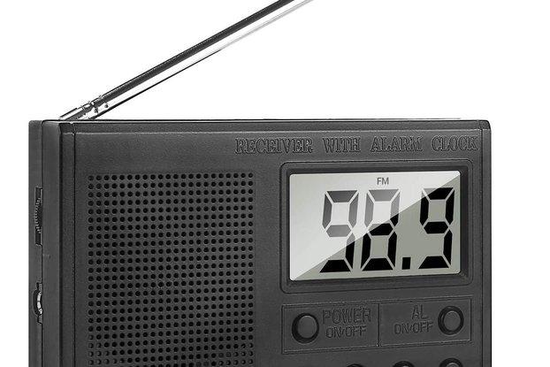 DIY FM Radio LCD Display Kit _GY19367