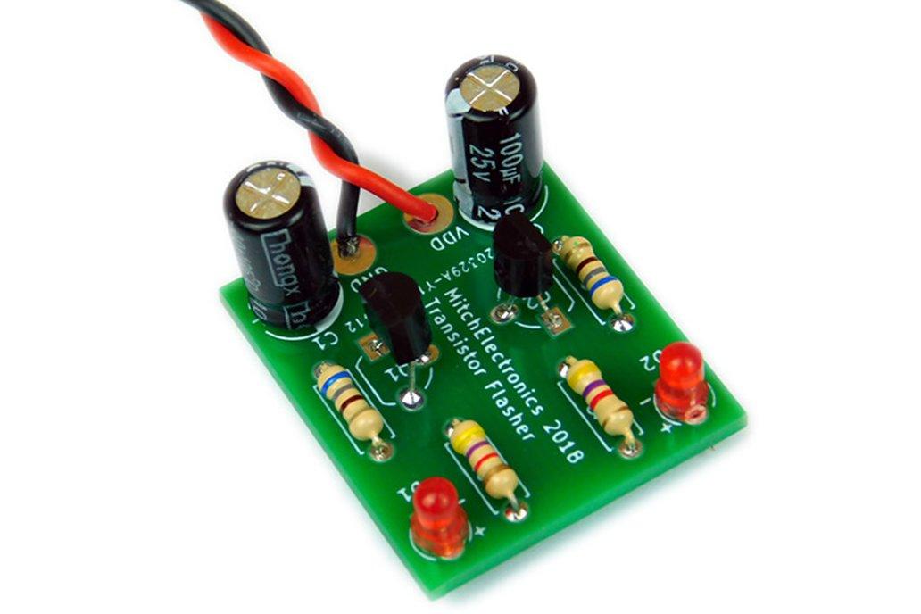 Transistor Flasher Kit 1