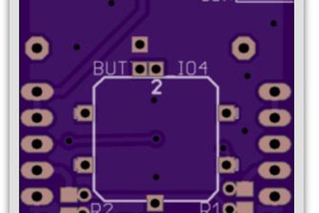 ESP8266 OLED LiPo battery breakout