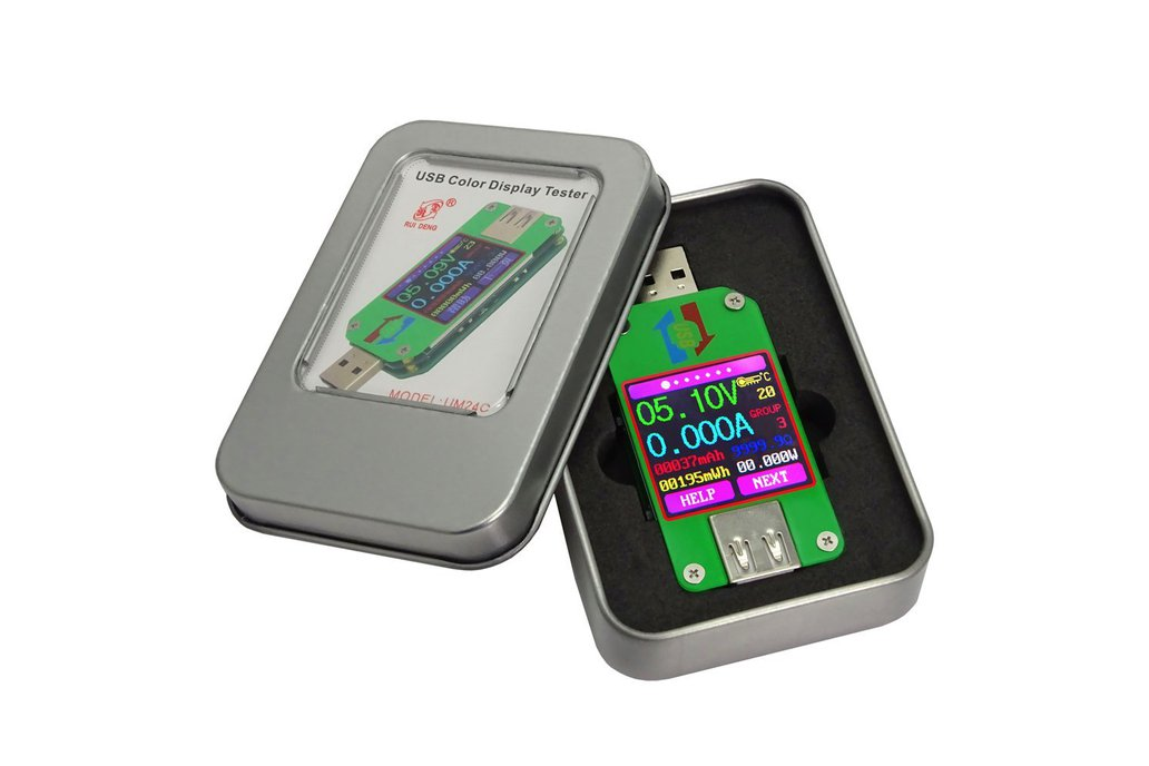 Rui Deng UMC24 USB Color Display Tester 1