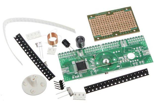 Cross LED Dot Matrix Display Circuit Board