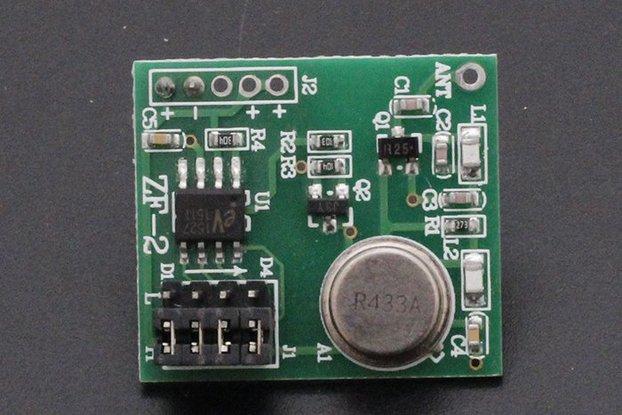CNS-X2 433Mhz Wireless Transmitter(7518)