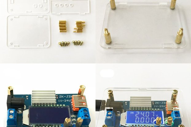 3A High Precision DC Adjustable Step-down Module