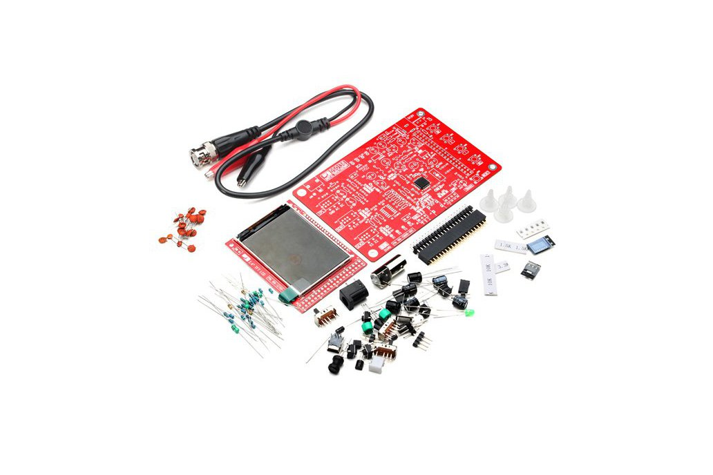 DIY Digital Oscilloscope Kit 1