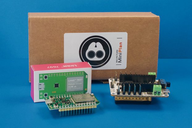 Robot Shield Servo Control Board for LinkIt 7697