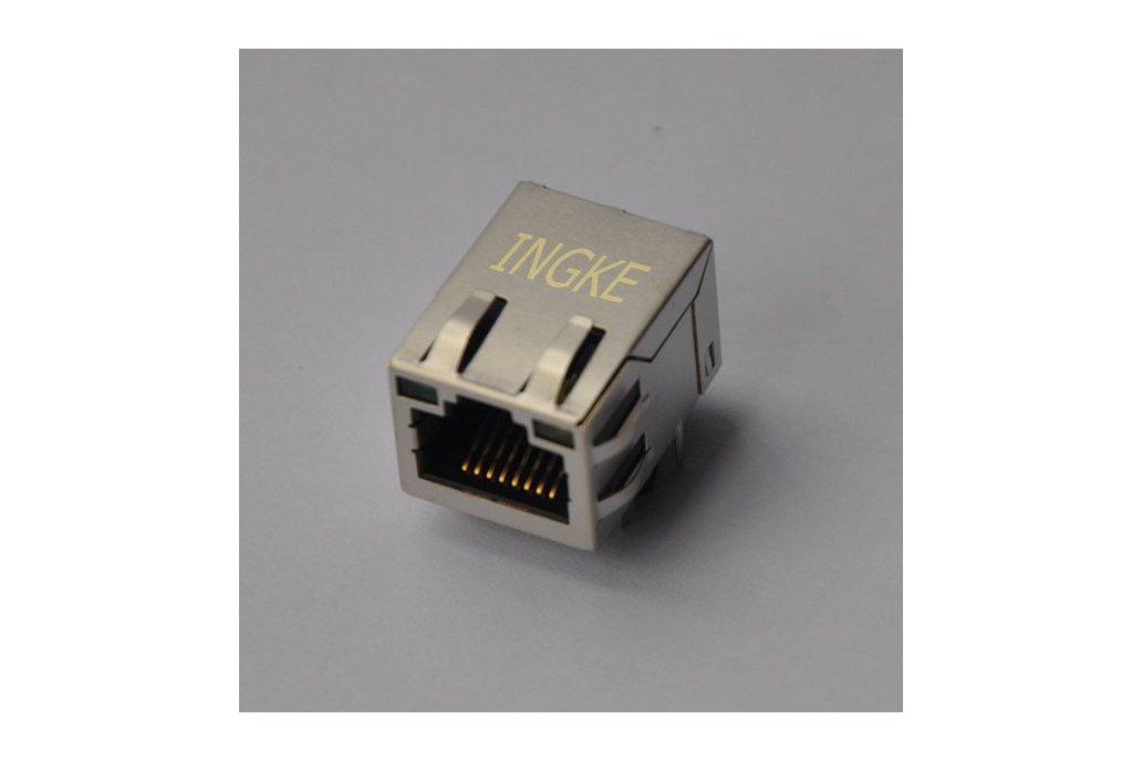 G10-1GHT-035  10G RJ45 Magnetic Modular Jacks 1