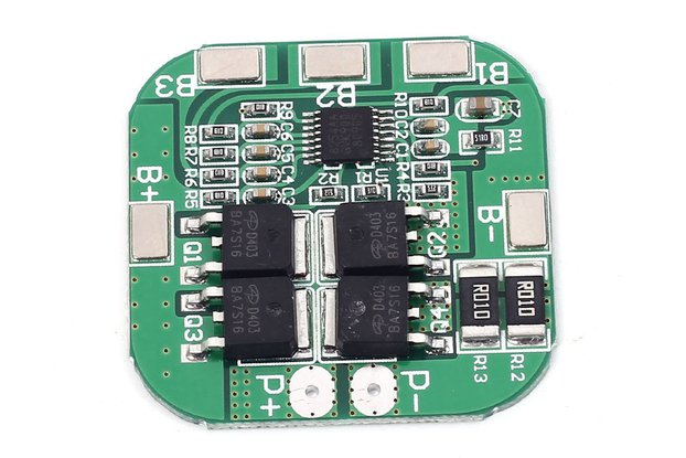 4S 14.8V Lithium Battery Protection Board(13229)