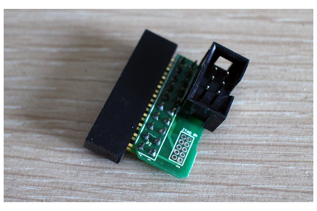 ARM Cortex 20pin to 6pin TC2030 adapter 1