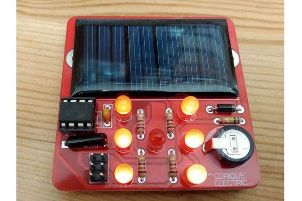 Solar Dice Kit