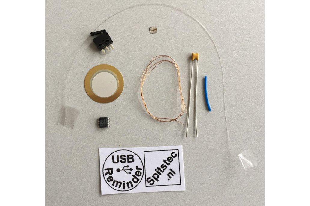 USB Memory stick reminder kit 2