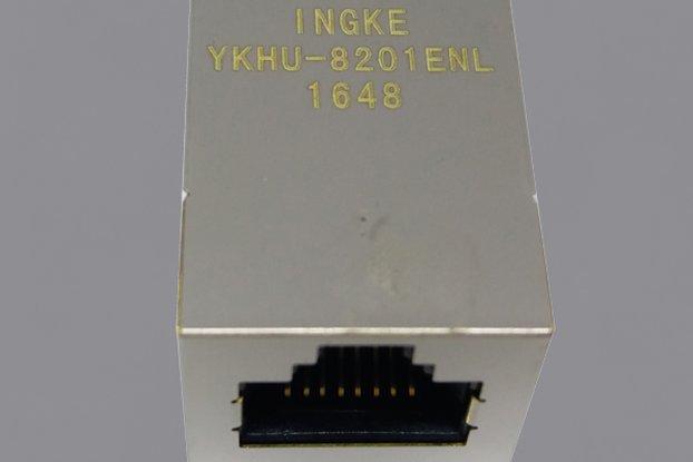 INGKE YKHU-8201ENL RJ45 Jack with HDMI