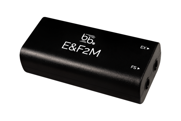 E&F2M - Dual MIDI USB adapter