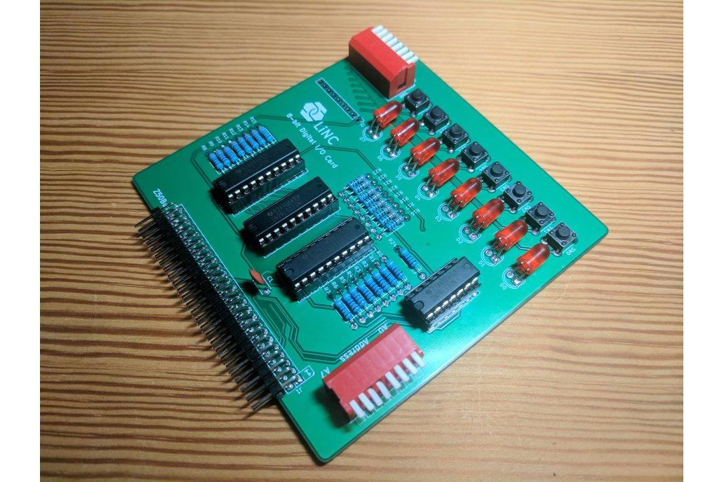 Z50Bus Simple digital I/O Card 1