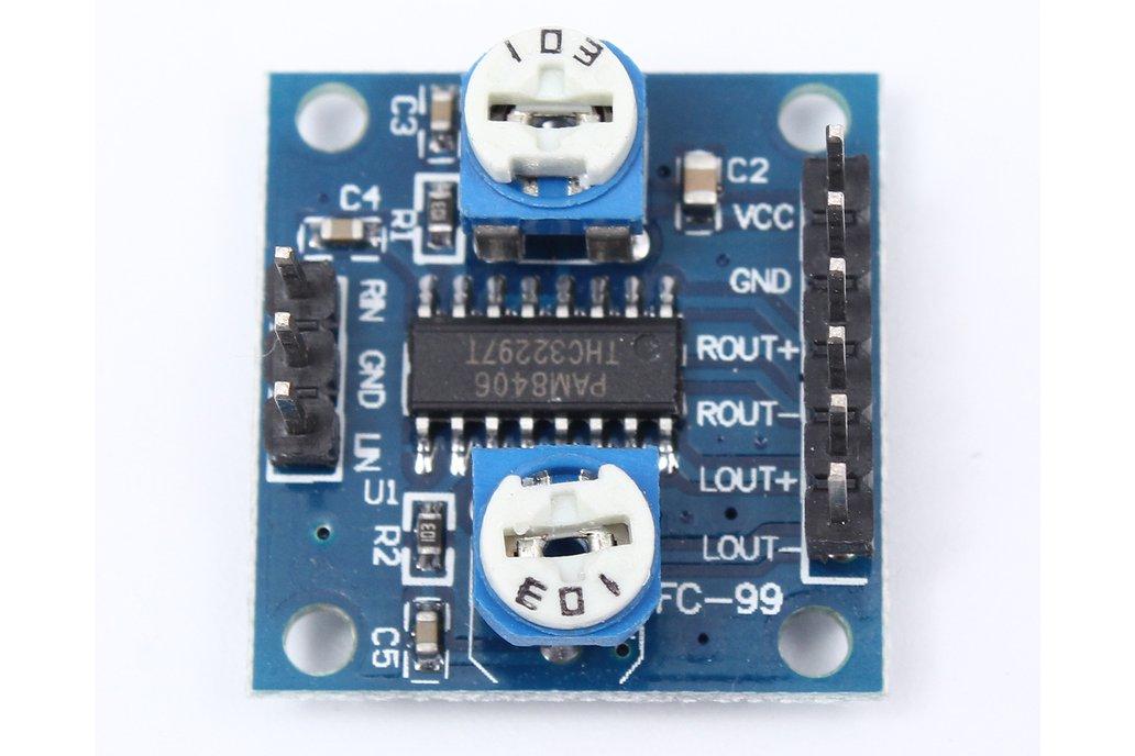 PAM8406 Digital Amplifier Board(5273) 3