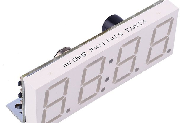 DC 5V Wi-Fi Electronic Alarm Clock_GY19620