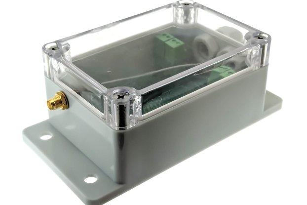 qBox AMC DIY IOT Enclosure Kit (One SMA)