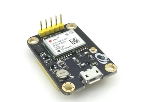 NEO-6M GPS Module for Arduino Flight Control