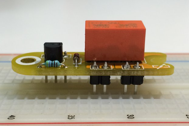 Conflopulator - H-Bridge Relay