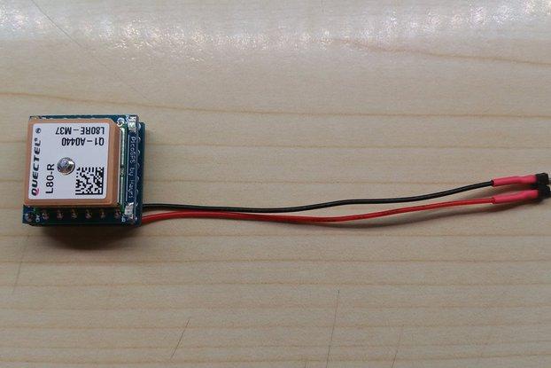 Tiny OLEDiUNO GPS TRACKER / LOGGER