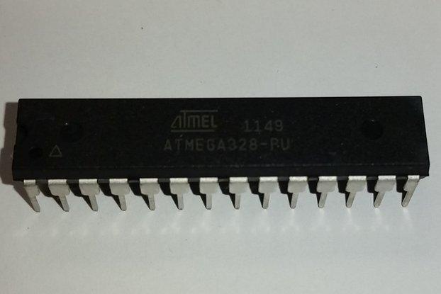 ATMega328PU, DIP Package