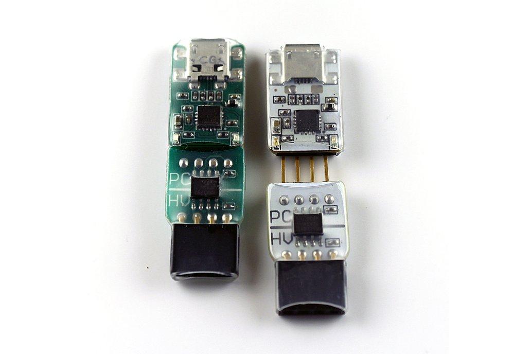Debug Board USB to UART Isolated Splittable 5