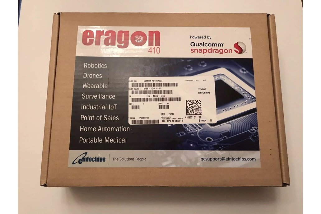 Eragon Snapdragon 410 Development Kit 4