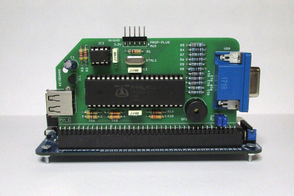 VGA Serial Terminal for RC2014 2