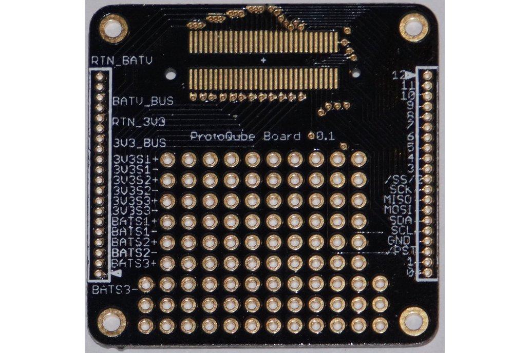 ProtoQube - PQ60 PocketQube Breakout Board 3