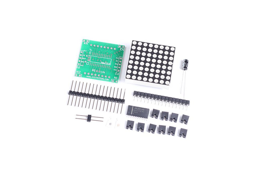 icstation MAX7219 Dot Matrix Module  DIY(2609) 3