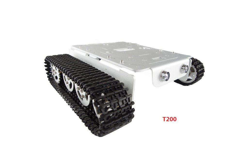 T200 Metal Tank Car Chassis  1
