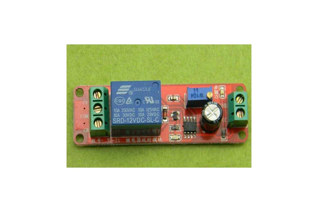 5pc Delay Module (12V NE555) 1