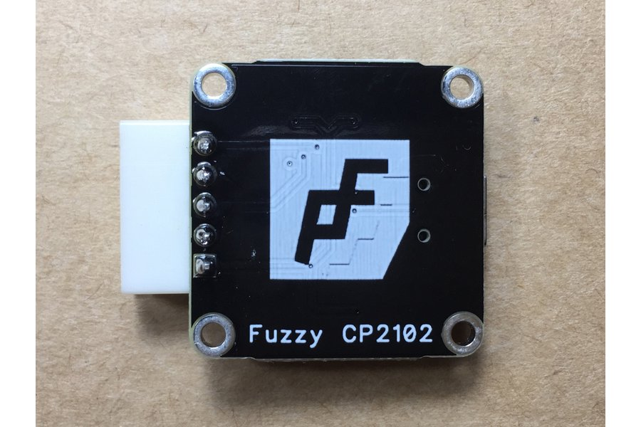 CP2102 USB 2.0 to TTL Serial Converter