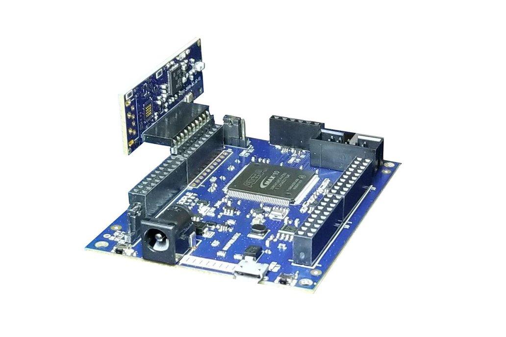 IOT Development System: BLE 4.2 + FPGA 1