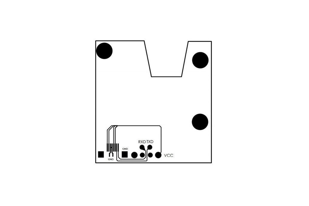Laser Rangefinder Sensor V1 (5Hz/40M) 9