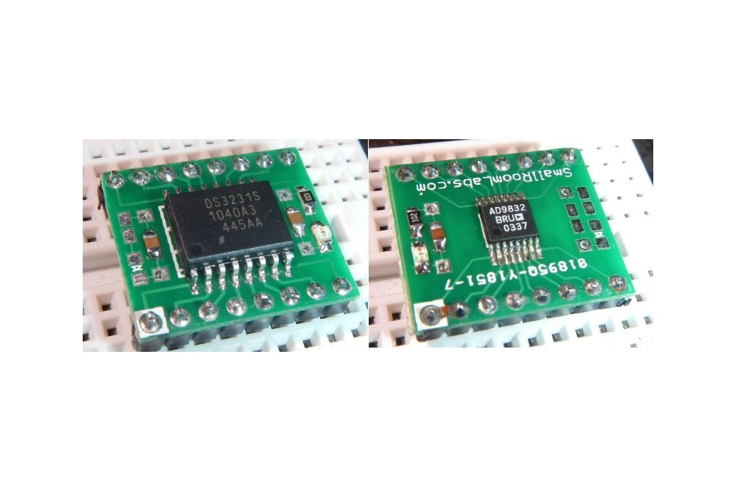 SMD Adapters - Set #1 3