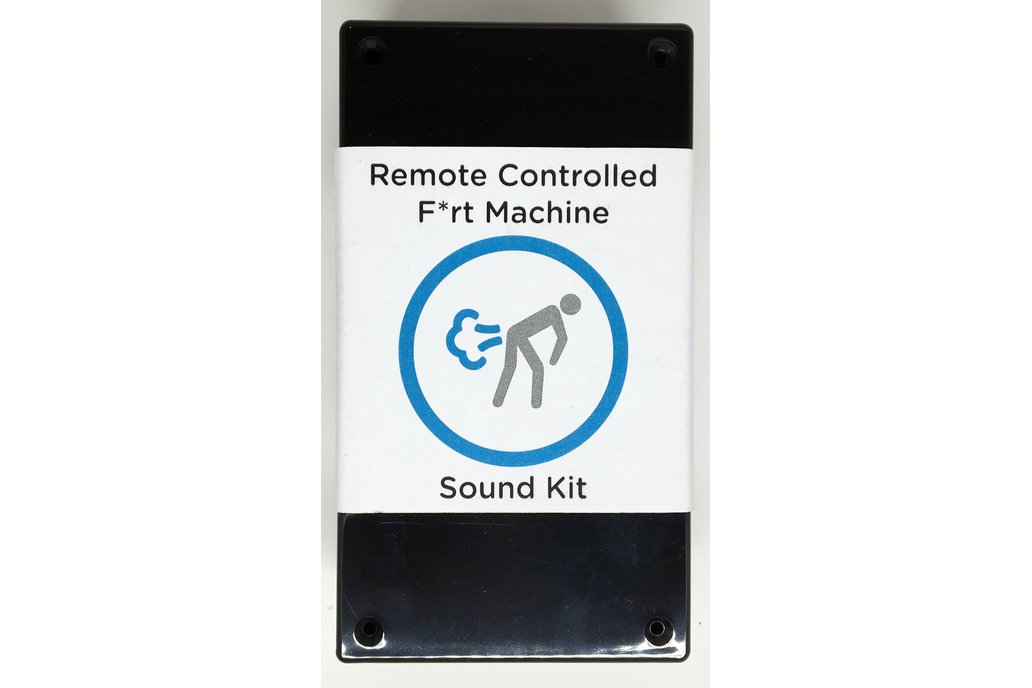 Remote Controlled Fart Machine 1