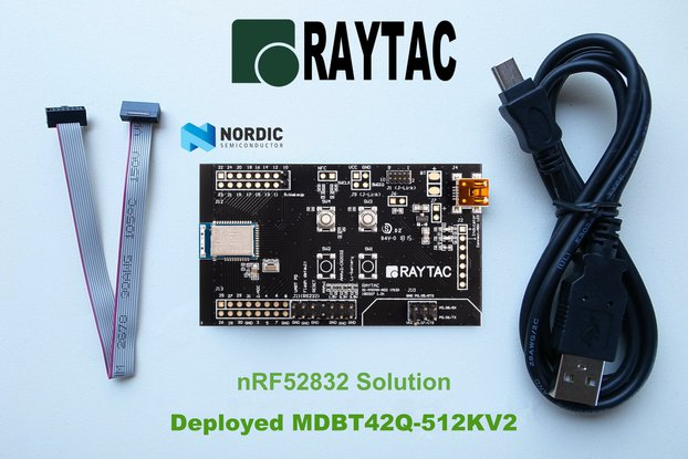nRF52832 BT5.1 MDBT42Q Module Demo Board Kit