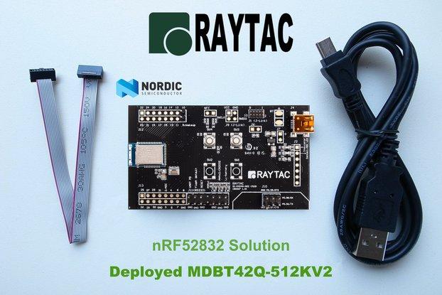 nRF52832 BT5.1 MDBT42Q Module Demo Board Kit