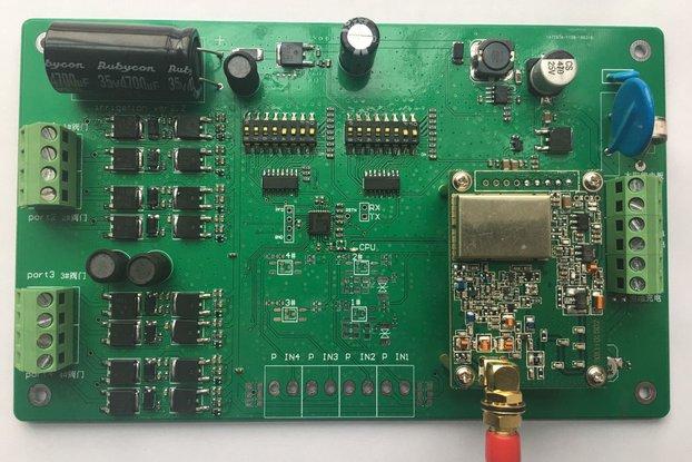 Solenoid Valve wireless controller