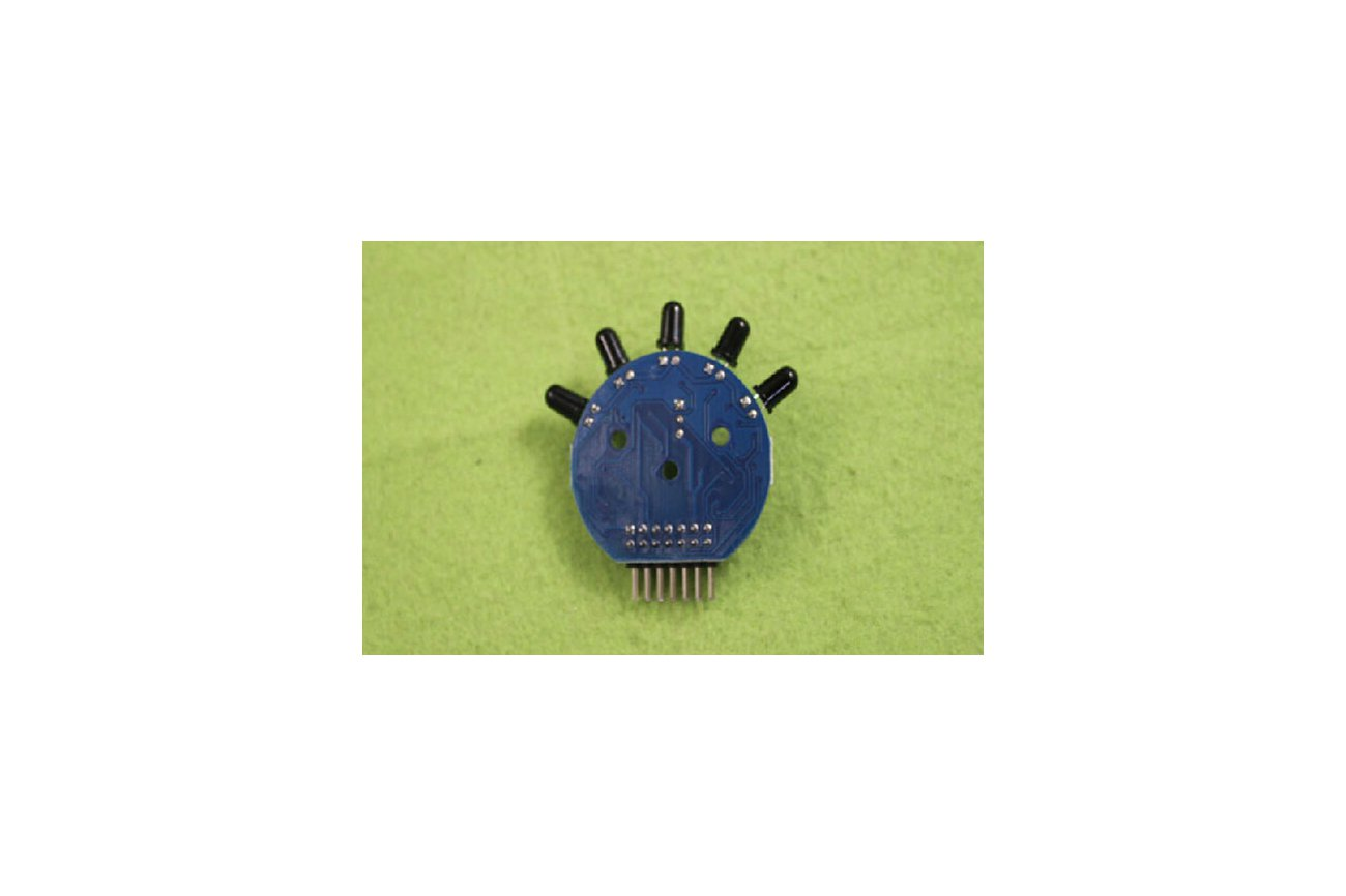 2pc five way flame sensor