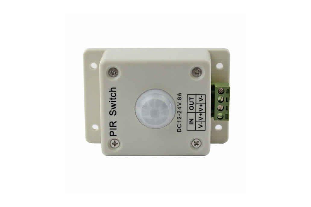 12V-24V infrared PIR Motion Sensor Switch Controll 4