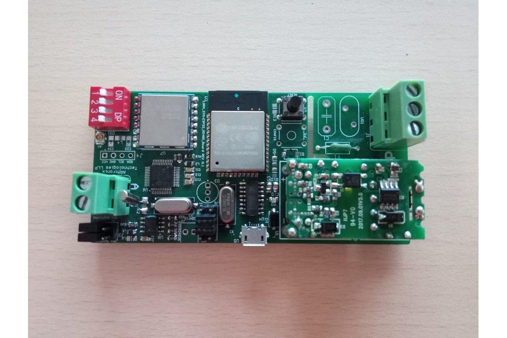 Wifi <-> RS485 <-> LoRa  Board 3